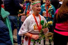 Minsk, Belarus 8. MÄRZ 2017 Lizenzfreie Stockbilder