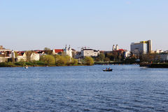 Minsk, Belarus - 5 mai 2013 Photo libre de droits