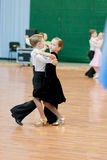 MINSK-BELARUS, MAY 29: Unidentified Dance Couple Stock Photos