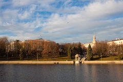 Minsk, Belarus Royalty Free Stock Photo