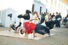 Minsk, Białoruś Lipiec 22, 2017 Obrazy Stock