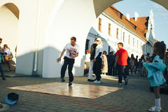Minsk, Białoruś Lipiec 22, 2017 Zdjęcia Stock
