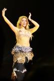 MINSK, BIELORRÚSSIA - 20 DE MAIO: Shakira executa na Minsk-arena o 20 de maio de 2010 em Minsk, Bielorrússia Fotos de Stock