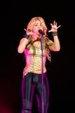 MINSK, BIELORRUSIA - 20 DE MAYO: Shakira se realiza en la Minsk-arena el 20 de mayo de 2010 en Minsk, Bielorrusia Imagen de archivo