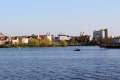 Minsk, Bielorussia - 5 maggio 2013 Fotografia Stock Libera da Diritti