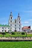 Minsk cathedral Stock Photos