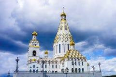 Minsk Church of All Saints View stock photos