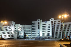 Minsk Stock Photography