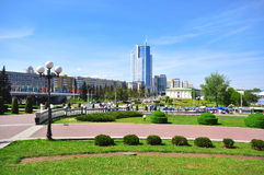 Minsk city, Belarus Stock Photography