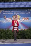 Minsk City Holiday: 945 years, 9 September 2012 Stock Photo