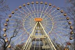 Minsk ferris wheel royalty free stock photos