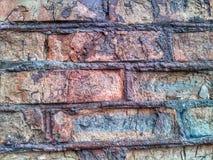 minsk gammal vägg Royaltyfri Fotografi