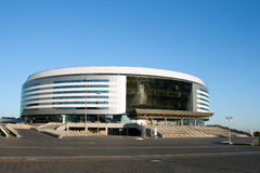 Minsk Hockey Arena Stock Photo
