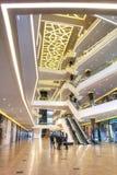 minsk Innenraum des Einkaufszentrums Lizenzfreies Stockfoto