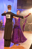 Minsk Open 2011 IDSF Dancesport championship Royalty Free Stock Images
