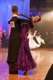 Minsk Open 2011 IDSF Dancesport championship Royalty Free Stock Photo