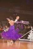 Minsk Open 2011 IDSF Dancesport championship Royalty Free Stock Photos