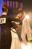 Minsk Open 2011 IDSF Dancesport championship Stock Image