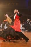 Minsk Open 2011 IDSF Dancesport championship Royalty Free Stock Photography