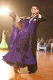 Minsk Open 2011 IDSF Dancesport championship Stock Photo
