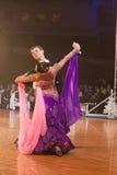 Minsk Open 2011 IDSF Dancesport championship Stock Photography