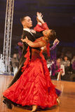 Minsk Open 2011 IDSF Dancesport championship Stock Images
