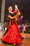 Minsk Open 2011 IDSF Dancesport championship Stock Photo