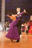 Minsk Open 2011 IDSF Dancesport championship Royalty Free Stock Photo