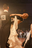 Minsk Open 2011 IDSF Dancesport championship Royalty Free Stock Image