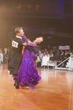 Minsk Open 2011 IDSF Dancesport championship Stock Photos
