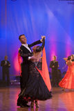 Minsk Open 2011 IDSF Dancesport championship Royalty Free Stock Image
