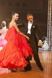 Minsk Open 2011 IDSF Dancesport championship Stock Photography