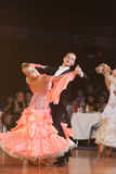 Minsk Open 2011 IDSF Dancesport championship Royalty Free Stock Photos