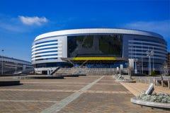 Minsk, sport complessi fotografia stock