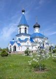Minsk: St Nicholas Church del rthodox del ¾ di Ð Fotografia Stock Libera da Diritti
