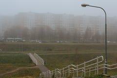 Minsk stad Royaltyfri Bild