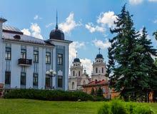 Minsk stara architektura Zdjęcie Stock