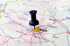 Minsk Stock Photo