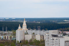 Minsk uptown Stock Photos