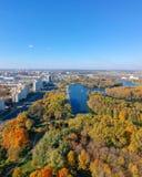 Minsk, Vitryssland royaltyfria bilder