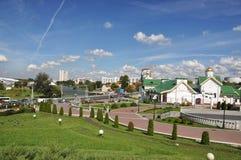 Minsk Vitryssland Royaltyfri Fotografi