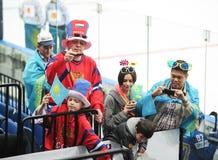MINSK VITRYSSLAND - MAJ 10, 2014: Världsishockeymästerskapet Royaltyfri Bild