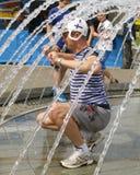 Minsk Weißrussland: Eis-Hockey-Weltmeisterschaft 2014 Stockfotografie