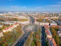 Minsk, Wit-Rusland royalty-vrije stock afbeeldingen