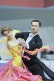 Minsk-Wit-Rusland, 16 Maart: Pe van Sergey Domorad – Svetlana Domorad- Royalty-vrije Stock Foto's