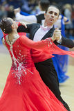 Minsk-Wit-Rusland, 16 Maart: Seleznev Andrey – Inna Selezneva per Royalty-vrije Stock Fotografie