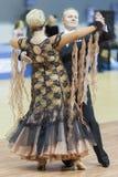 Minsk-Wit-Rusland, 16 Maart: Yaroshevich Andrey – Kovaleva Svetla Royalty-vrije Stock Fotografie