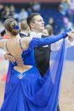 Minsk-Wit-Rusland, 16 Maart: Yuriy Puchkov – Tatiana Puchkova per Royalty-vrije Stock Foto