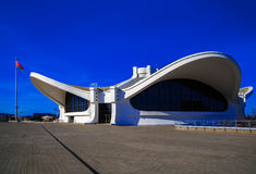 Minsk, Wit-Rusland, markeert Vierkant royalty-vrije stock afbeelding