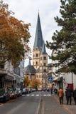 Minster in Bonn Stock Images